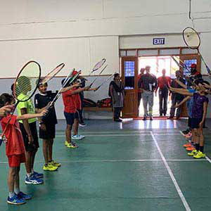 Badminton Court in Whitefield Bangalore