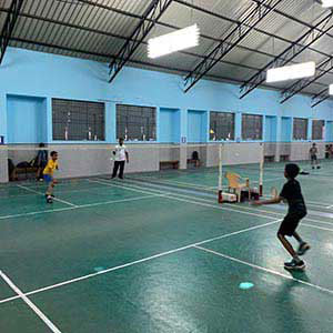 Badminton Clubs in Bangalore