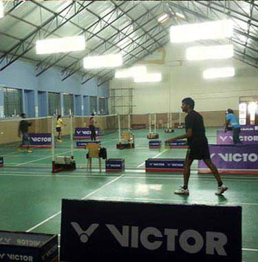 Badminton Classes in Whitefield Bangalore