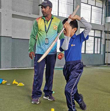 Cricket Traning Center In Whitefield