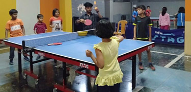 Kids Table Tennis Classes In Bangalore